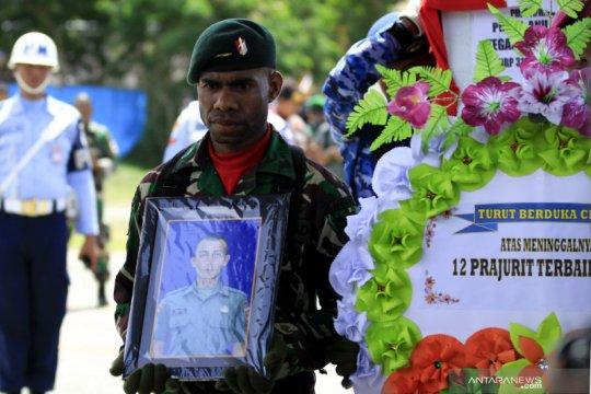 Keluarga sepakat Pratu Yanuarius dimakamkan di TMP Seroja, Atambua