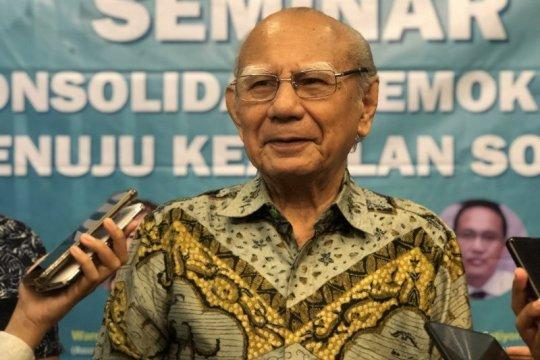 Emil Salim: Penyediaan pangan bernutrisi penting untuk imunitas