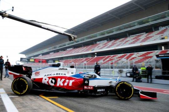 Williams mencoba bangkit dari mimpi buruk musim 2019
