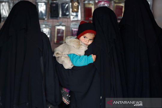 Menengok isi kamp Al-Hol, tempat pengungsian keluarga eks simpatisan ISIS