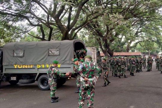 Polresta Blitar perketat pengamanan jelang laga Persebaya dan Arema