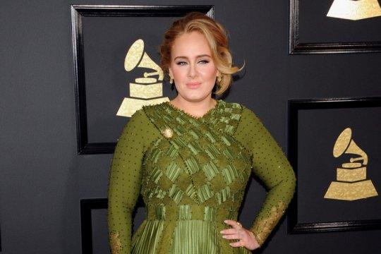 Album baru Adele rilis bulan September
