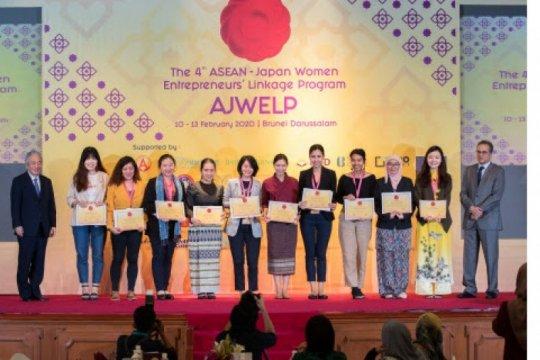 AJWELP ke-4 di Brunei Darussalam dukung dan berdayakan startup perempuan dari negara anggota ASEAN