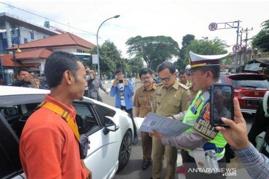 Bima Arya pimpin operasi gabungan pajak kendaraan bermotor
