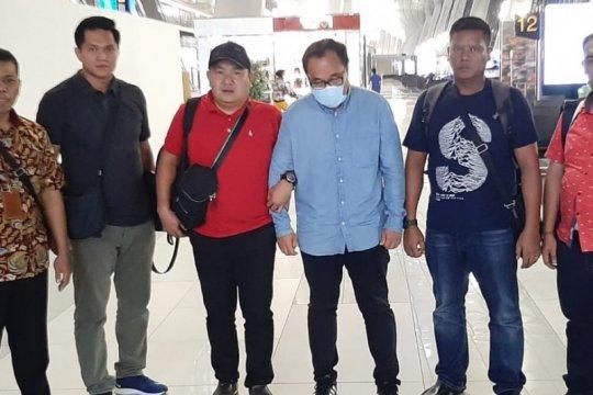 Kejati Sumut eksekusi buronan kasus korupsi ke Lapas Medan