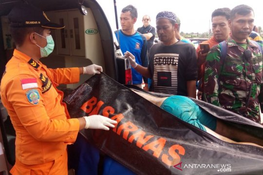 Petugas SAR temukan jasad anak yang terseret arus sungai di Ciamis