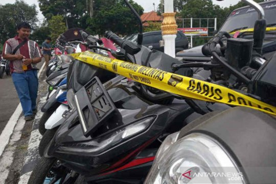 Polres Indramayu bekuk 13 pelaku kejahatan