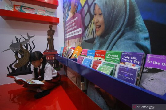 Presiden Jokowi: Kemampuan baca siswa Indonesia rendah