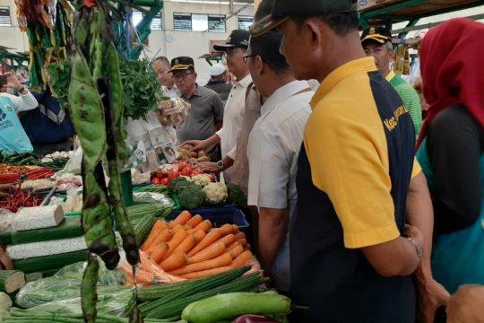 Lima pasar di Jaksel aman dari produk pangan berbahaya