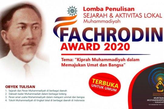 Muhammadiyah gelar lomba penulisan angkat kiprah tokoh lokal