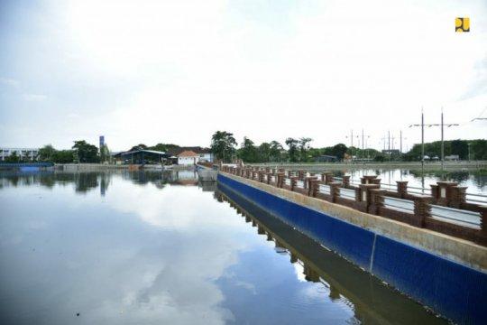 Kementerian PUPR tuntaskan rehabilitasi penataan Waduk Muara Nusa Dua