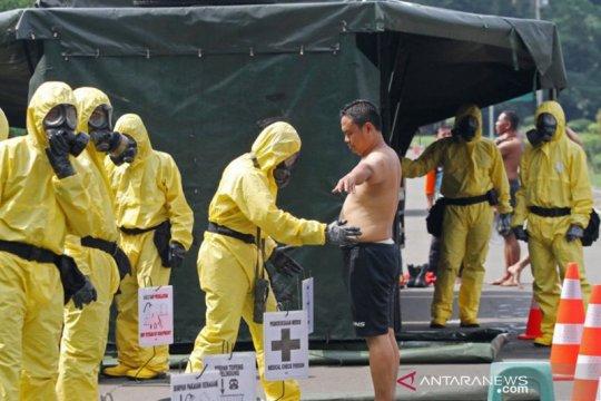 Praktisi : Mandi dan makan bantu hilangkan paparan radiasi nuklir