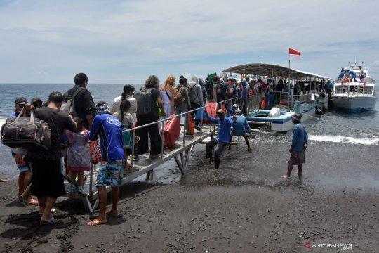 Turis Malaysia ditemukan meninggal saat ikuti kegiatan wisata air