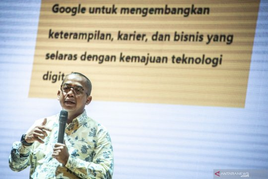 Peluncuran Grow With Google