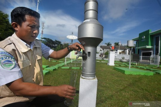 BMKG; 41 titik panas terpantau di wilayah Sumatera Utara
