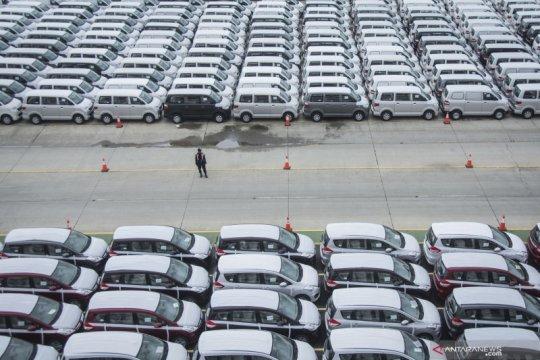 Penjualan kendaraan roda empat diperkirakan turun pada 2020