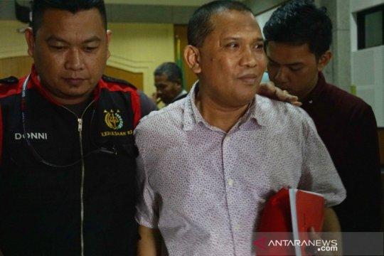 Terdakwa pemeras kontraktor proyek pariwisata dituntut 7 tahun