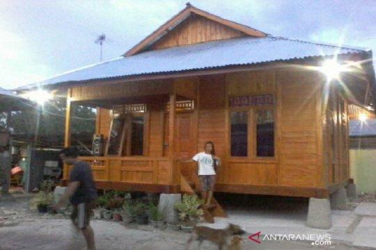Korban gempa di Palu bahagia sudah kembali miliki rumah