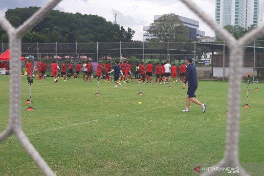 Alfeandra Dewangga tak pikirkan persaingan di timnas Indonesia