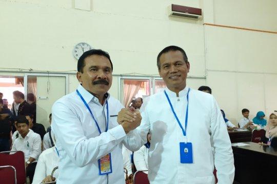Fakhrizal-Genius Umar serahkan 336.657 dukungan ke KPU Sumbar
