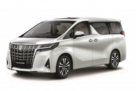 Toyota segarkan Alphard-Vellfire dengan fitur keselamatan Safety Sense
