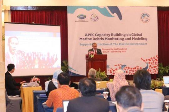 KKP-APEC gelar pelatihan SDM tangani sampah laut