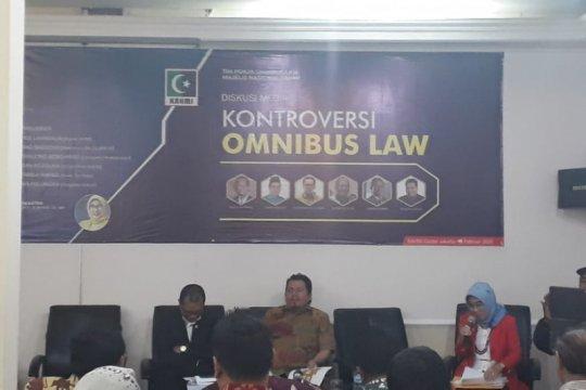 AMAN: Omnibus Law jangan bertentangan dengan mandat UUD 1945