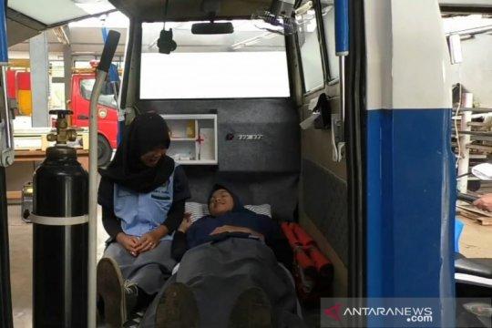 Siswa SMKN Sumsel ciptakan motor ambulans