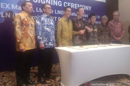 INPEX tandatangani MoU suplai gas dengan PLN dan Pupuk Indonesia
