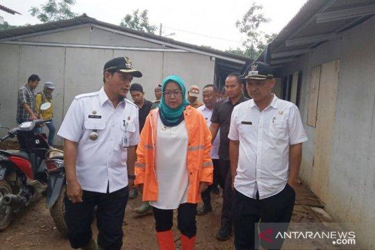 248 keluarga korban bencana di Bogor yang ajukan huntara