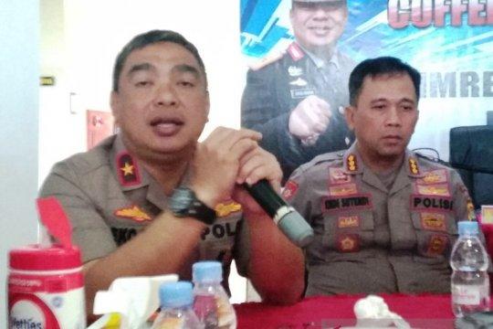 Kapolda Sulbar bangun sinergitas bersama wartawan