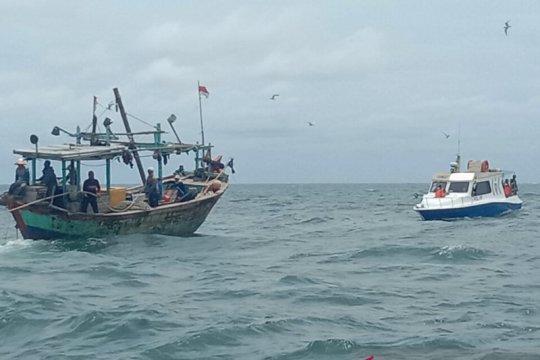 Pemkab Kepulauan Seribu amankan dua kapal cantrang
