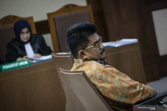 Pejabat Ditjen Pajak akui pernah minta dicarikan sponsor untuk anaknya