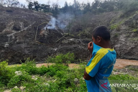 PVMBG sebut kecil kemungkinan muncul gunung api di TTS