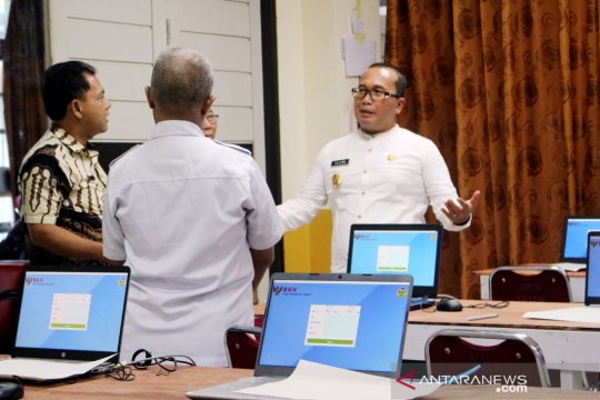 Sujiwo pastikan pelaksanaan tes CPNS semakin baik