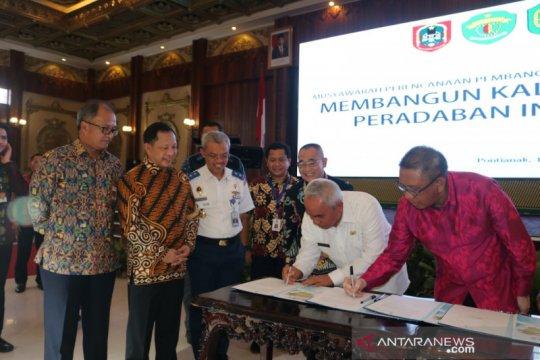 Sutarmidji : Kalimantan perlu segera bangun pembangkit listrik terpadu