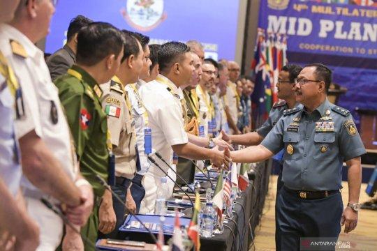 Multilateral Naval Exercise Komodo 2020