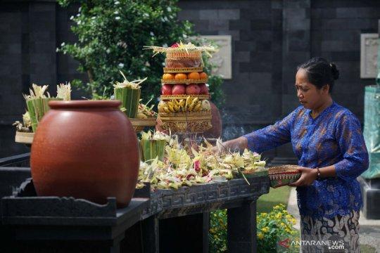 Hari raya Galungan di Yogyakarta