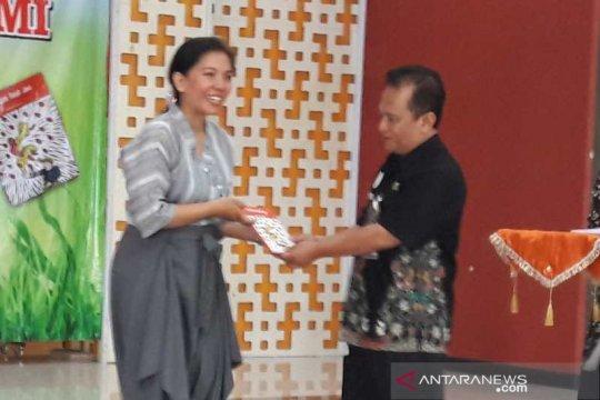 "Perpustakaan Kota Magelang luncurkan buku ""Pakuning Tanah Jawa"""