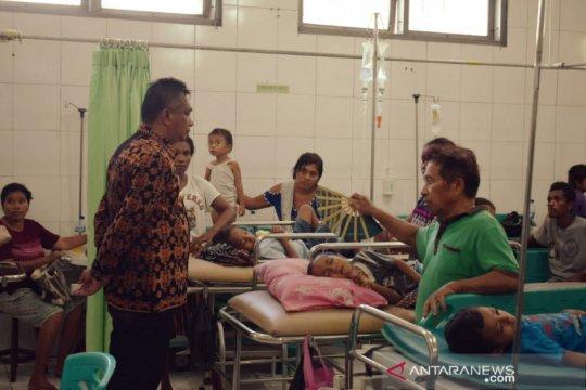 Kasus serangan penyakit DBD di Sikka terus meluas