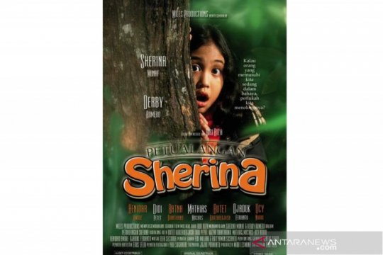 "Sekuel film ""Petualangan Sherina"" sedang digodok"