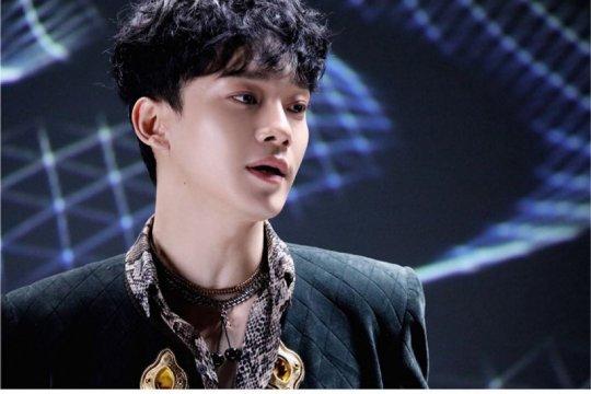 Gara-gara tunangan mendadak, Chen EXO minta maaf pada penggemar