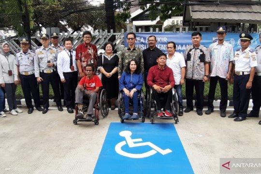 MRT Jakarta sediakan parkir khusus disabilitas di Stasiun Lebak Bulus