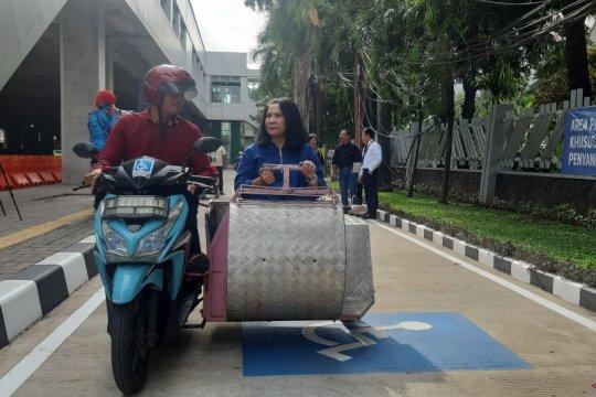 MRT optimistis bisa sediakan parkir khusus disabilitas di fase II