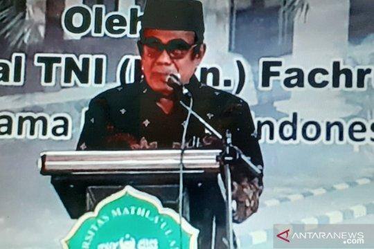 Menag Fachrul Razi apresiasi peran pendidikan Mathla