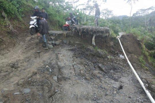 BPBD Banjarnegara kembali imbau warga waspadai pergerakan tanah