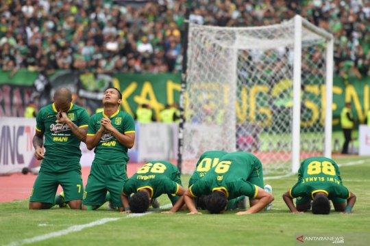Taklukkan Persija 4-1, Persebaya juara Piala Gubernur Jatim 2020