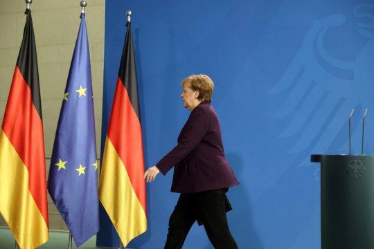 Merkel tetap tidak berencana calonkan diri untuk periode kelima
