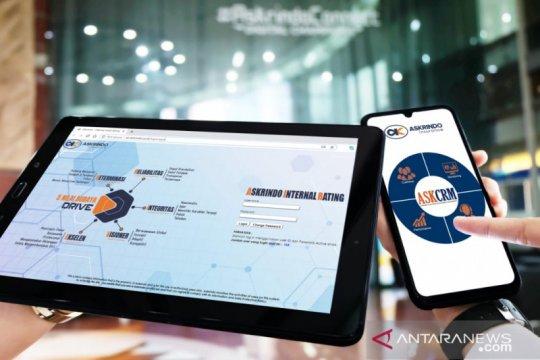 Askrindo terapkan aplikasi CRM, tingkatkan efektivitas pemasaran