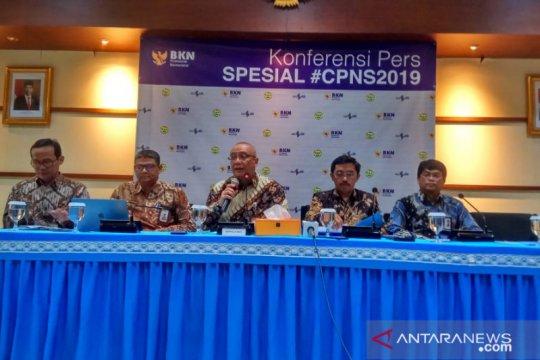 BKN: 329 instansi rampungkan SKD CPNS 2019